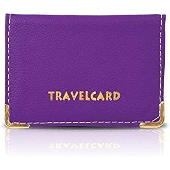 TRINIDAD FLAG BUS PASS CREDIT TRAVEL RAIL SLIM WALLET FOR OYSTER CARD