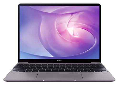 Huawei MateBook 33,02 cm (13 Zoll 2K-FullView-Display) Notebook (Intel Core i5-8265U, 8GB RAM, 256GB SSD, Windows 10 Home) grau - 3
