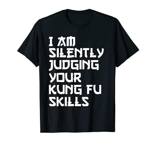 Judging your Kung-fu Skills Kung Fu...