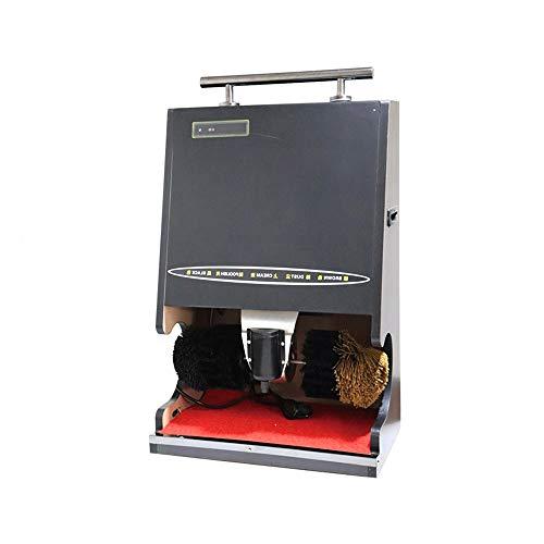 XSJZ Calzado Pulidora Automática, 75cm de Alto Automática de Inducción del Pie...