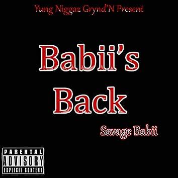 Babiis Back