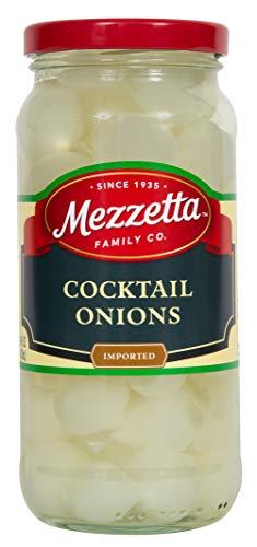 Mezzetta Imported Cocktail Onions, 16 Ounce