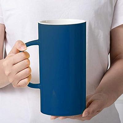 Extra Large Coffee Mug 43OZ beer mug Large Capa...