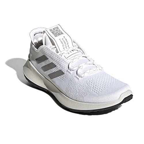Adidas SENSEBOUNCE + Ace W, Zapatillas Running Mujer, Gris (FTWR White/Grey Three F17/CRYSTAL White), 36 EU