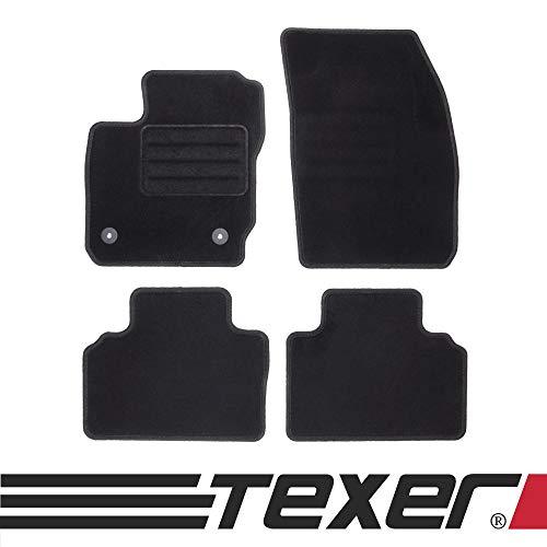bester Test von ford transit courier TEXER Textilmatten sind für Ford Transit Courier Bj geeignet.  2014-Basic