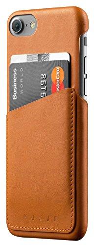 Mujjo Leather Wallet Case funda para teléfono móvil 11,9 cm (4.7')...