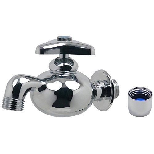 ガオナ マジカヨ・アリエーネ 単水栓 こぶとりGさん (G1/2ネジ仕様 泡沫金具付き かわいい) GA-DP001