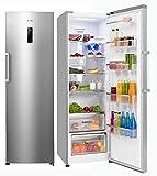 Amica XL Vollraumkühlschrank NoFrost A++ 186cm Edelstahloptik Kühlschrank