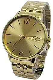 f6661a9858 Moda - Atlantis - Relógios   Masculino na Amazon.com.br