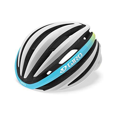 Giro Ember MIPS Casco de Ciclismo, Mujer, Matte White Heatwave, Small/51-55 cm