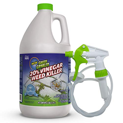 Green Gobbler 20% Vinegar Weed & Grass Killer |...