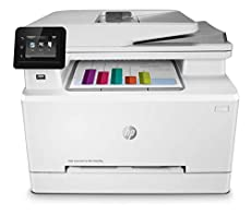 Image of HP Color LaserJet Pro. Brand catalog list of HP. Rated with a 4.6 over 5