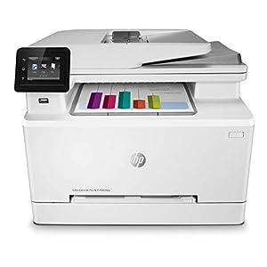 HP Color LaserJet Pro M283fdw Wireless All-in-One Laser Printer, Remote Mobile Print, Scan & Copy, Duplex Printing…