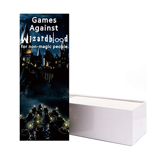 Cards Games Against Wizardblood - Original Adult Non-magic People Party Game Contains 677 Cards for Game Night