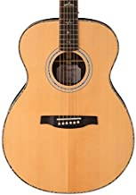PRS Paul Reed Smith SE T60E Tonare Acoustic Electric Guitar with Case, Natural