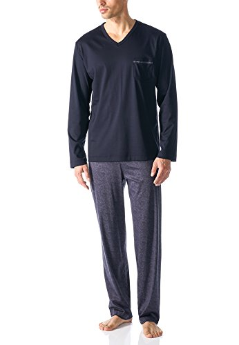 Mey Night Basics Pyjama Herren