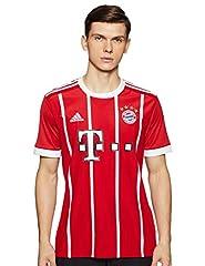 Adidas Camiseta Bayern Munich 1ª Equipación 2017/2018 Hombre