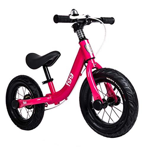 Bicicleta sin pedales bici Bicicleta de equilibrio de 36 cm (14 pulgadas)...