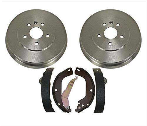 Fits For GM 2010-2015 Cruze Rear Brakes Drums & Rear Drum Brake Shoes