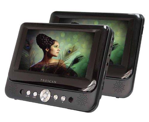 soporte reposacabezas dvd portatil fabricante PROSCAN