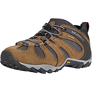 Merrell Men's Cham 8 Stretch Waterproof Hiking Shoe