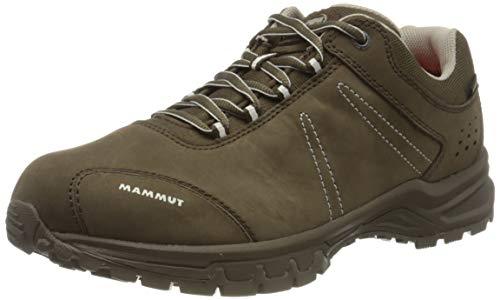 Mammut Nova III GTX, Zapatos de Low Rise Senderismo para Mujer, Gris...