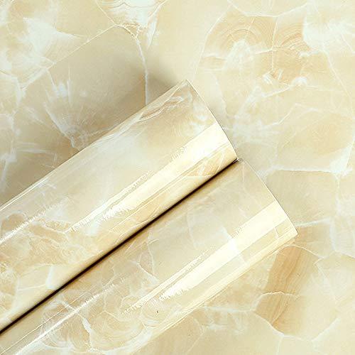 Removable Wallpaper Marble Paper Granite Wallpaper Self Adhesive Paper Kitchen Countertop Cabinet Furniture Matte Decorate Wallpaper