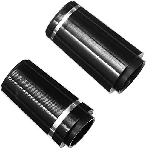 SGerste Kegelförmige Aderendhülsen, 0,355 Schaft-Schutzkappe, Ersatz für Golfschläger, 2 Stück (Stil 1)