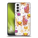 Head Case Designs Alpaka Boho Style Soft Gel Handyhülle