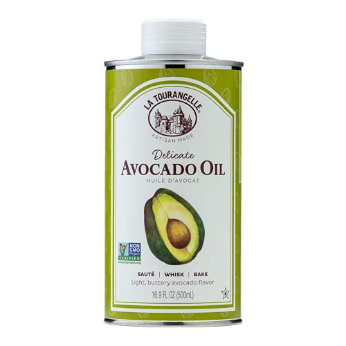 La Tourangelle, Avocado Oil, All-Natural Handcrafted from Premium...