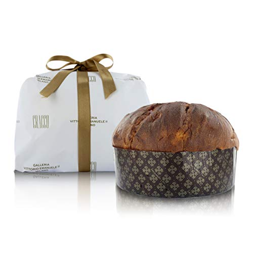 Artisan Chocolate Panettone By Italian Celebrity Chef, Baked In Milan, 1 kg / 35 ¼ oz / 2.2 lb