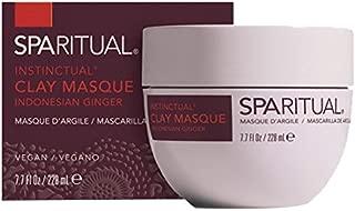 SpaRitual Instinctual Clay Masque - Indonesian Ginger 7.7 fl oz.