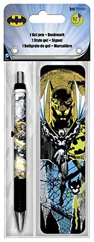 Trends International Batman Gel Pen + Bookmark Pack