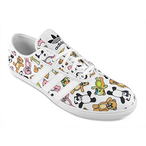 adidas Jeremy Scott JS P-Sole LTD Sneaker weiß/bunt, Schuhgröße:EUR 46