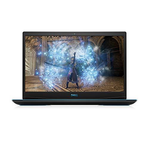 Dell Inspiron G3 15 3500 Ordinateur Portable Eclipse Black Écran 15,6 Pouces 10e génération Intel Core i5-10300H 8 Go 512 Go SSD Clavier rétroéclairé français NVIDIA GeForce GTX 1660Ti