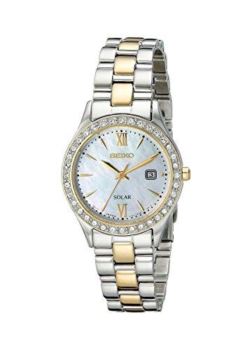 Best Women's Watches Under 500 - Seiko Women's SUT074 Dress Watch