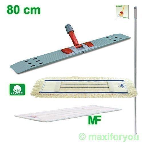 maxxi4you Mop–Set Premium Lave-sol 5mocio di Vadrouille Cotone 80cm–99100520