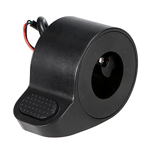 skrskr Dedo Pulgar Acelerador de Velocidad para Mijia M365 Scooter eléctrico del monopatín Piezas de Repuesto