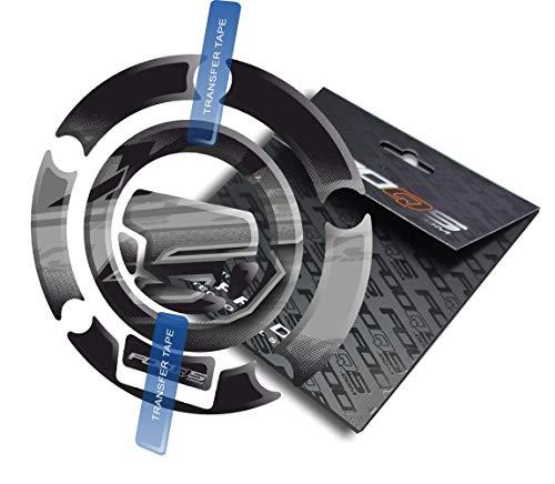 Cappad pour Yamaha Xj6 X J 6 XJ (Argent)