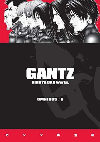 Gantz Omnibus 6