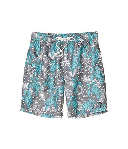 U.S. Polo Assn. Turtle Swim Shorts Fresh Mint LG