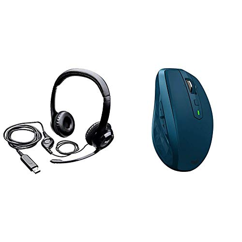 Logitech H390 Kopfhörer mit Mikrofon,...
