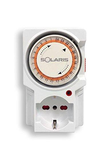 SOLARIS S.R.L. UEN110600 - UNISTAR - PROGRAMM.A SPINA CON PRESA UNIVER