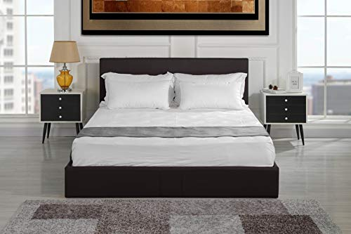 Divano Roma Upholstered Frame with Under Bed Storage