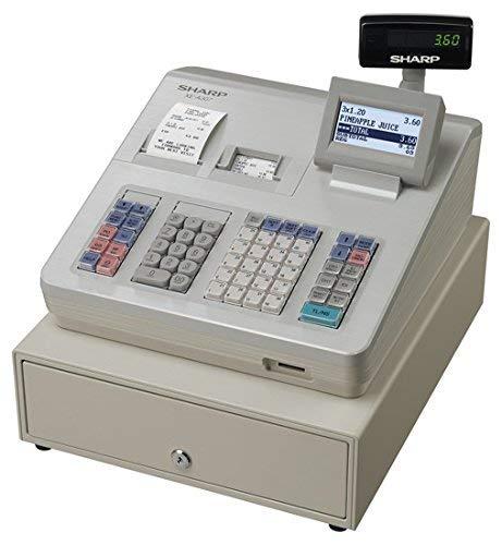 Sharp XE-A307X, Registrierkasse mit TSE