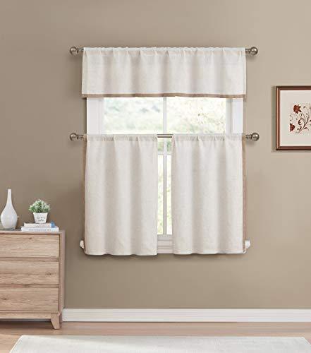cortina 2 piezas fabricante Desconocido