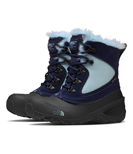 The North Face Youth Shellista Extreme, TNF Navy/Starlight Blue, 12