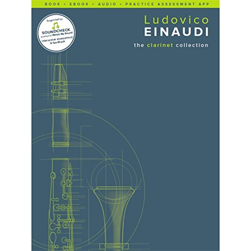 Ludovico Einaudi: The Clarinet Collection (Book & Online Media): Partitur, Stimme(n), E-Bundle, Download für Klarinette