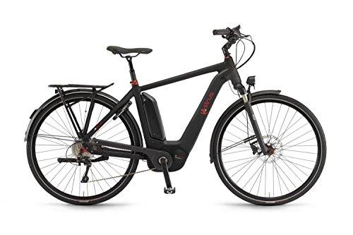 Bicicleta eléctrica Sinus Ena10 de 28 pulgadas, para hombre