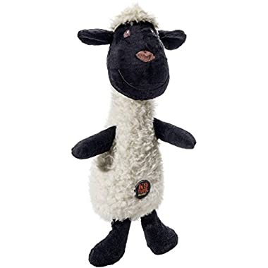 Charming Pet Products Scruffles Small Lamb Toy